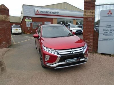 used Mitsubishi Eclipse Cross Eclipse Cross1.5T First Edition (s/s) 5dr SUV 2018