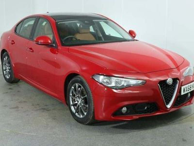 used Alfa Romeo Giulia 2.0T Super Auto (s/s) 4dr