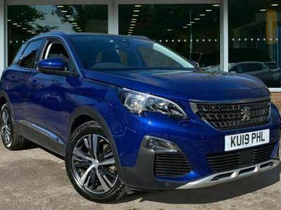 used Peugeot 3008 1.5 BlueHDi Allure EAT (s/s) 5dr Auto