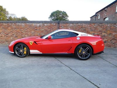 used Ferrari 599 Alonso 60 F1 Edition - RHD - 1 of 9 Produced