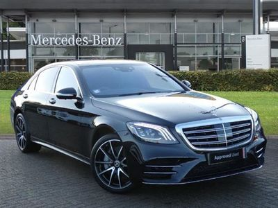 used Mercedes S560 S ClassL AMG Line Executive 4dr 9G-Tronic Saloon