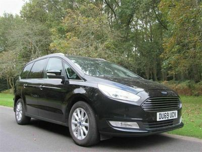 used Ford Galaxy 2.0 ECOBLUE 190 TITANIUM X AUTO (S/S) 5DR ELEC HEATED LEATHER S