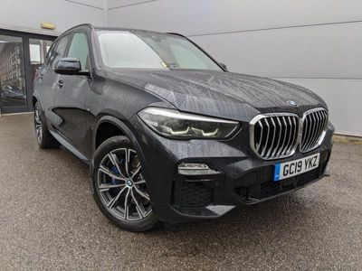 used BMW X5 2019 Tunbridge Wells xDrive30d M Sport 5dr Auto