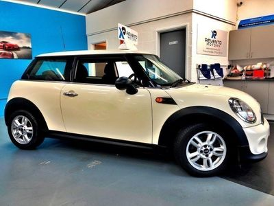 used Mini ONE One 2011 HATCH 1.6Pepper 3dr Hatchback 2011