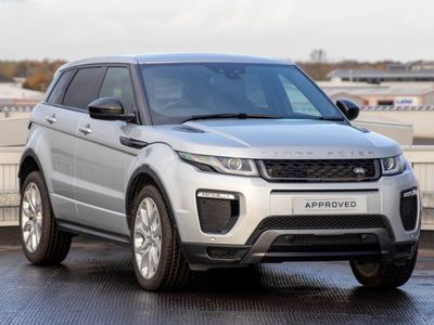 used Land Rover Range Rover evoque 2.0 Ingenium Si4 HSE Dynamic 5dr Auto