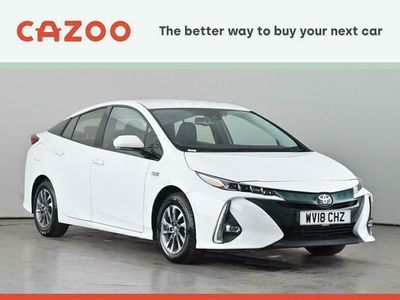 used Toyota Prius 1.8L Business Edition Plus VVT PiH 8.8 kWh