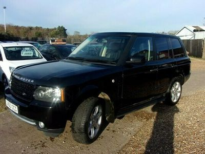 used Land Rover Range Rover 4.4 TDV8 Vogue 4dr Auto
