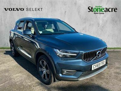 used Volvo XC40 2.0 T4 Inscription SUV 5dr Petrol Auto AWD (s/s) (190 ps)