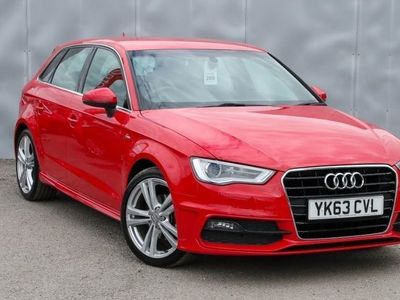 used Audi A3 1.4 TFSI 140 S Line 5dr