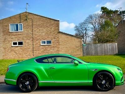 used Bentley Continental GT Coupe 4.0 V8 2d Auto