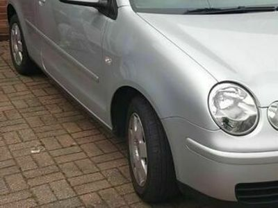 used VW Polo 1.4 TDI Twist 3dr