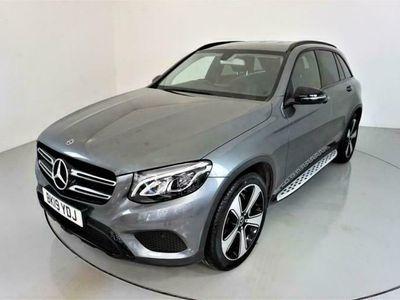 used Mercedes GLC220 GLC-CLASS 2.1D 4MATIC URBAN EDITION 5d AUTO 168 BHP estate special edition