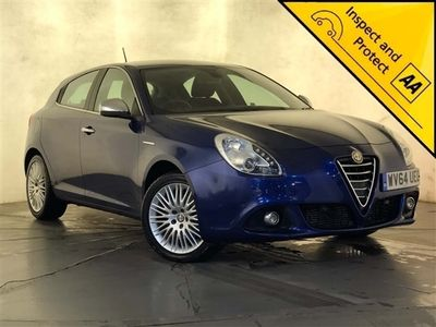 used Alfa Romeo Giulietta 2.0 JTDM-2 Distinctive (s/s) 5dr