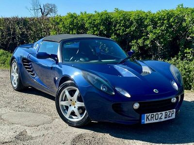 used Lotus Elise 1.8 Race Tech 2dr