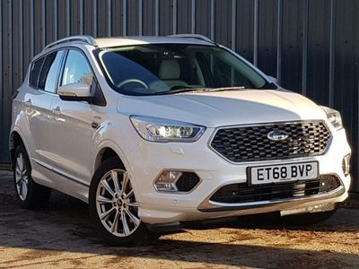 used Ford Kuga Vignale 2.0 Tdci 120 5Dr 2Wd Auto