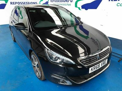 used Peugeot 308 SW 2.0 BlueHDi GT Line EAT6 5dr