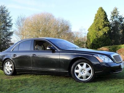used Maybach 57 5.5 Limousine 4dr
