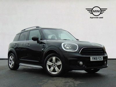used Mini Cooper D Countryman 2.0 5dr [Media Pack XL]
