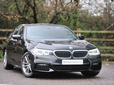 used BMW 520 5 Series i M Sport Saloon 2.0 4dr