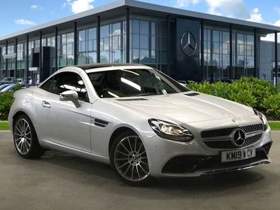 used Mercedes SLC300 SLC 2.0AMG Line Convertible 2dr Petrol G-Tronic (s/s) (245 ps)