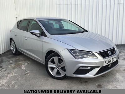 used Seat Leon 2.0 TDI FR 5d 150 BHP AA WARRANTY   NATIONWIDE DELIVERY