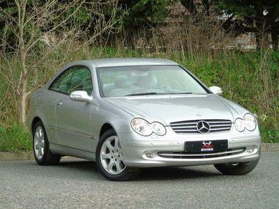 used Mercedes CLK320 Elegance 2dr Tip Auto