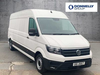 used VW Crafter 2.0 TDI 140PS Highline High Roof Van