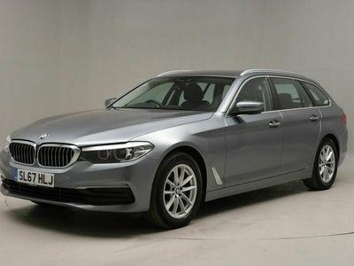 used BMW 520 5 Series d SE 5dr Auto - DIGITAL COCKPIT - SAT NAV - DISPLAY KEY 2.0