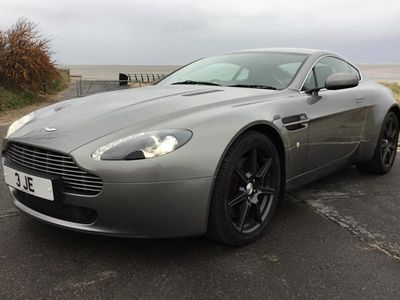used Aston Martin Vantage Coupe 2d Sportshift Coupe