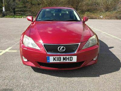 used Lexus IS220d 2.2 TD SE-L 4dr