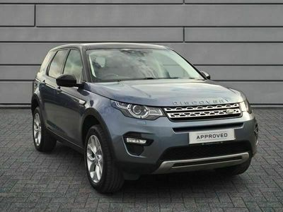 used Land Rover Discovery Sport 2.0Td4 HSE (182ps) Auto