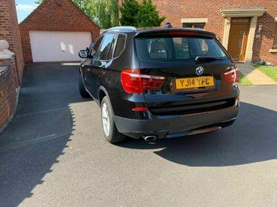 used BMW X3 2.0 20d SE Auto xDrive 5dr