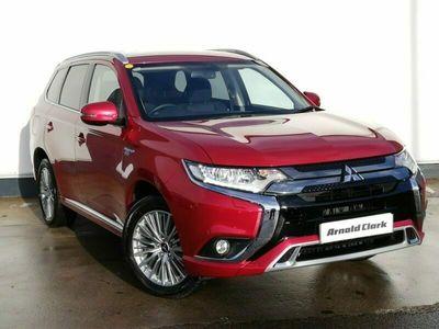 used Mitsubishi Outlander 2.4 PHEV Design 5dr Auto