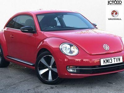 used VW Beetle 2013 Castleford SPORT TSI DSG