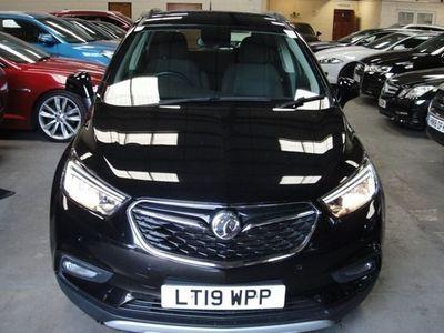 used Vauxhall Mokka X PETROL AUTOMATIC HATCHBACK 5 DOORS