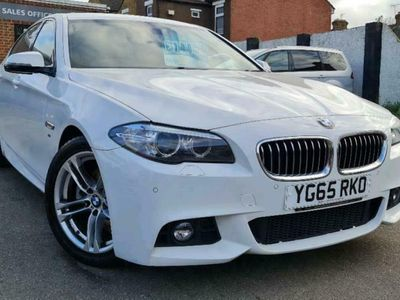 used BMW 520 5 Series d [190] M Sport 4dr Step Auto 2.0