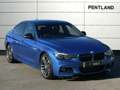 used BMW 320 3 Series 2.0 d M Sport Shadow Edition Auto (s/s) 4dr