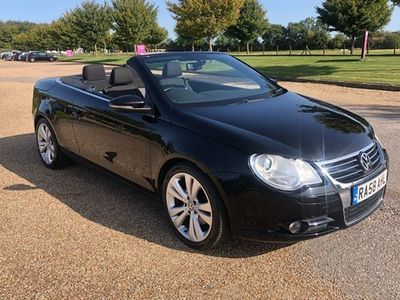 used VW Eos Coupe Cabriolet 1.4 Sport TSI (160bhp) 2d