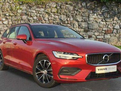 used Volvo V60 II D4 (Diesel) Momentum Auto (Rear Park Camera, Keyless Entry/Exit)