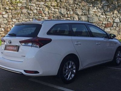 used Toyota Auris Touring Sport 1.8 Hybrid Icon Tech TSS 5dr CVT Estate 2018