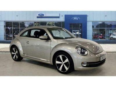 used VW Beetle 1.2 TSI Design 3dr DSG