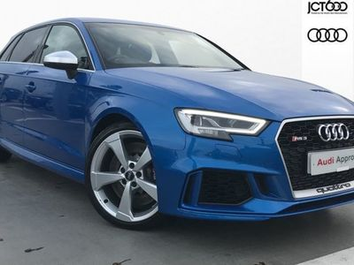 used Audi RS3 RS3Tfsi 400 Quattro 5Dr S Tronic