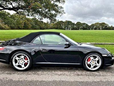 used Porsche 911 Carrera S Cabriolet 911 3.8 997 Tiptronic S 2dr