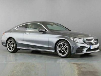 used Mercedes C300 C ClassAMG Line Premium Plus 2dr 9G-Tronic