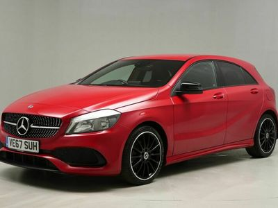 used Mercedes A180 A ClassAMG Line 5dr For Sale Reg:VE67 SUH