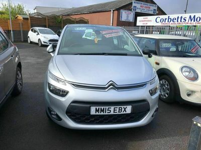 used Citroën C4 Picasso 1.6 e-HDi Selection 5dr