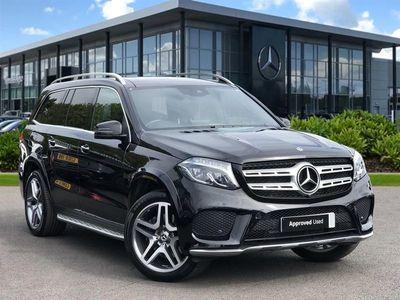 used Mercedes GLS350 GLS4Matic AMG Line 5dr 9G-Tronic