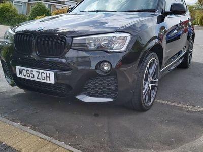 used BMW X3 3.0 30d M Sport Sport Auto xDrive 5dr