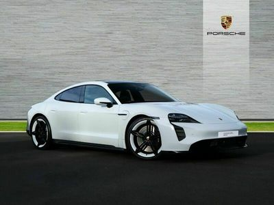 used Porsche Taycan 500kW Turbo 93kWh 4dr Auto