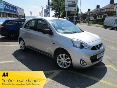 used Nissan Micra 1.2 ACENTA DIG-S 5d 97 BHP